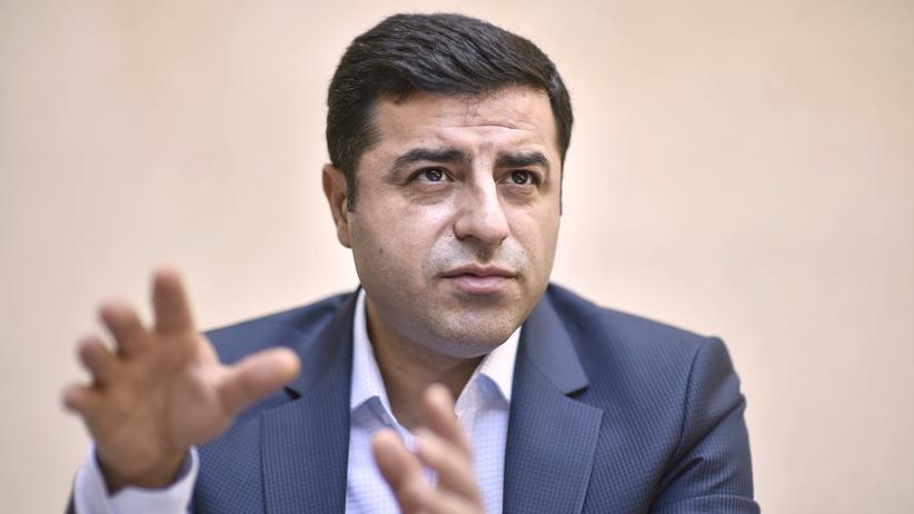 Selahattin Demirtas HDP Türkei