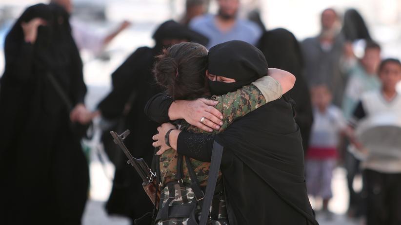 syrien, islamischer, staat, manbidsch