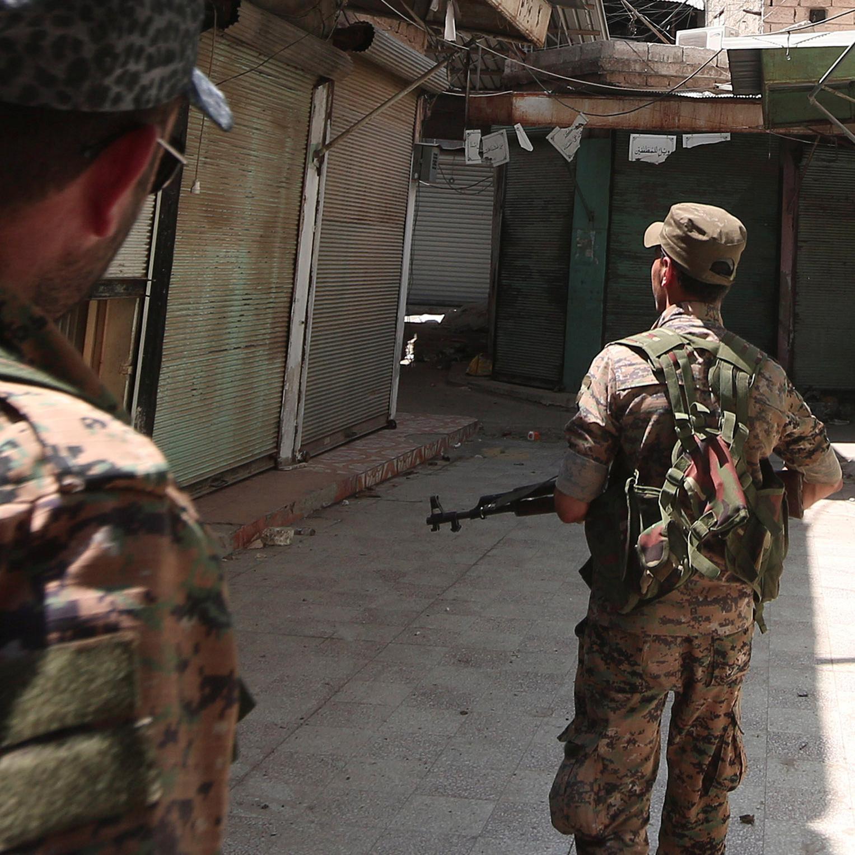 syrien, kurden, tuerkei, manbidsch