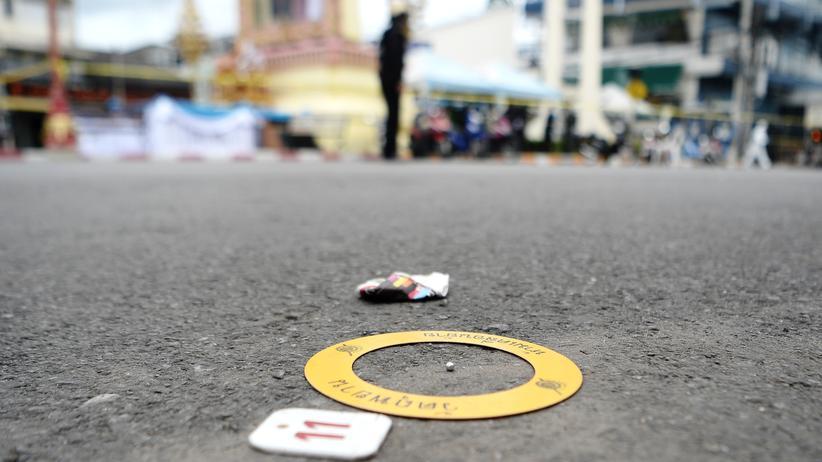 """Thailand: Behörden sprechen nach Anschlägen von """"Sabotage"""""""
