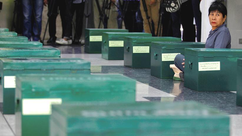 Thailand: Wer das Referendum kritisiert, riskiert Haft
