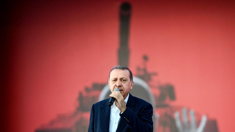 Türkei: Der türkische Präsident Recep Tayyip Erdoğan ©