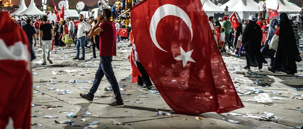Türkei Putsch Militär Thema