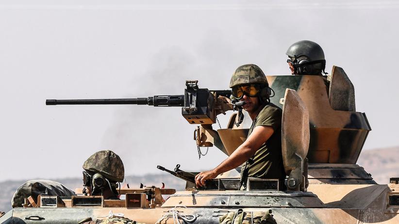 Syrien: USA fordern Ende der Kämpfe zwischen Türkei und Kurden