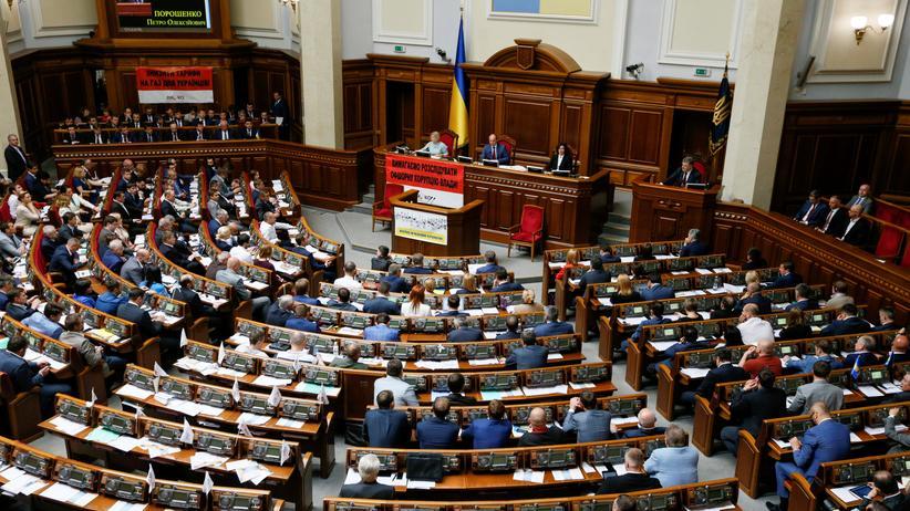 Ukraine: Geld ist alles