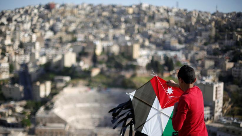 """Jordanien: """"Es wird alles gut, Yassin"""""""