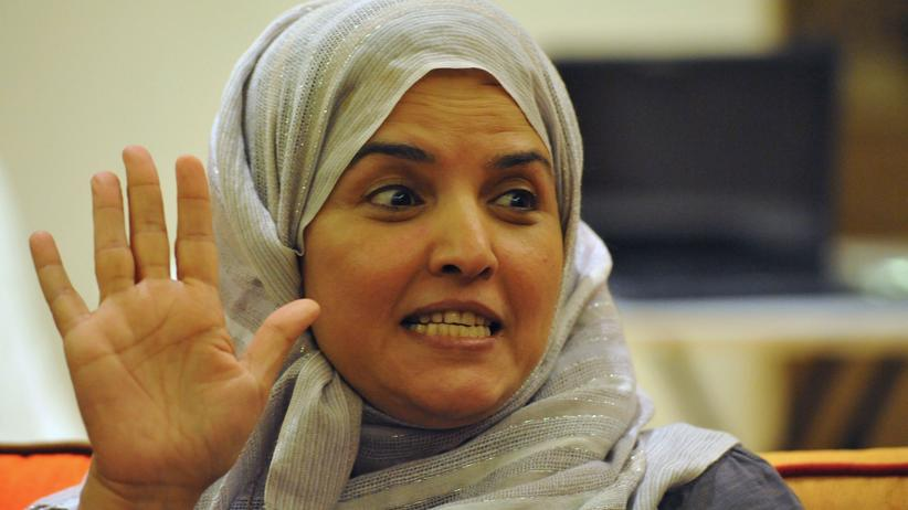 Frauenrechte in Saudi-Arabien: Kämpft seit Langem für die Rechte der Frauen im saudischen Königs- und Männerstaat: Aziza al-Yussef