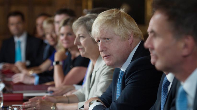 Brexit: In Uneinigkeit vereint