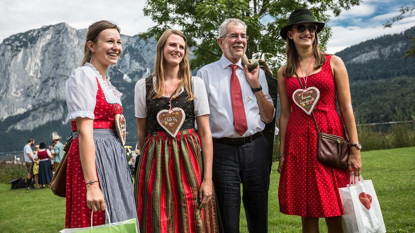 Bundespräsidentenwahl, Österreich, Alexander van der Bellen