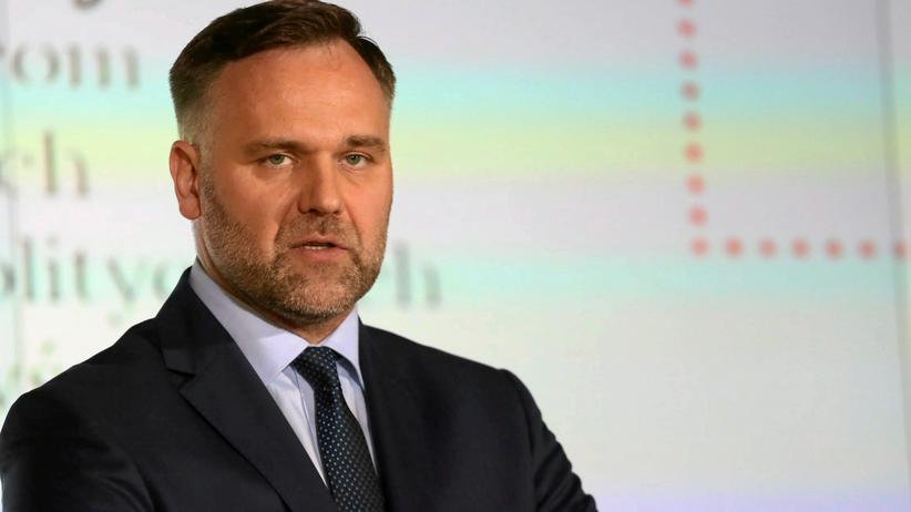 Polen: Kein Minister mehr: Dawid Jackiewicz