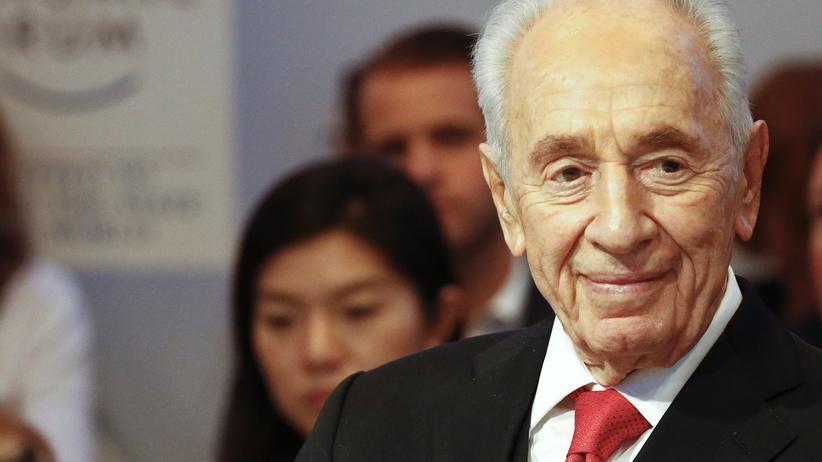 Israel: Schimon Peres erleidet Schlaganfall