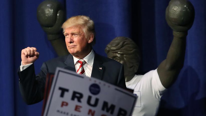 Donald Trump: Ein zeitgemäßer Faschist