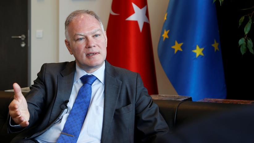 Eine Einigung im Visa-Streit mit der EU könnte laut türkischem EU-Botschafter schon nächsten Monat gelingen.
