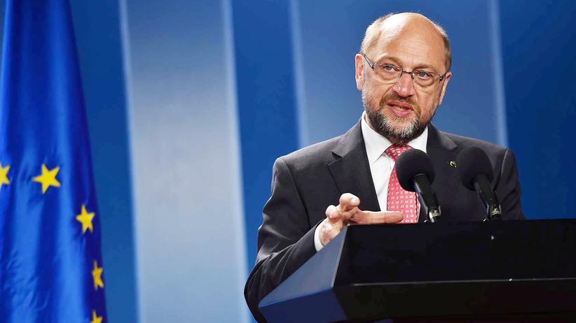 Europäisches Parlament: Christdemokraten wollen Martin Schulz ablösen