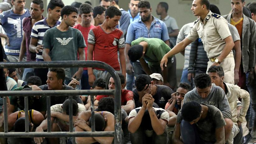 Flüchtlingspolitik: Abfangen, Aufhalten, Zurückschicken