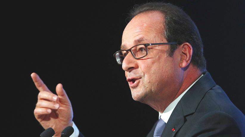 Frankreich: Der französische Präsident François Hollande