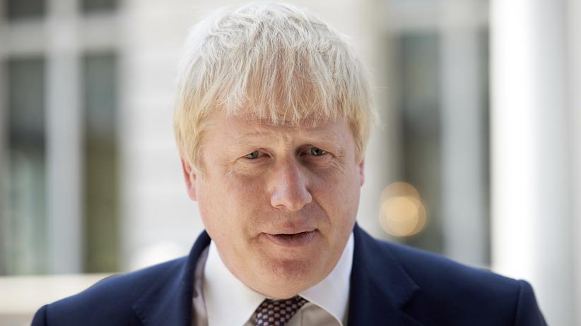 Boris Johnson: Boris Johnson in London (Archivbild)