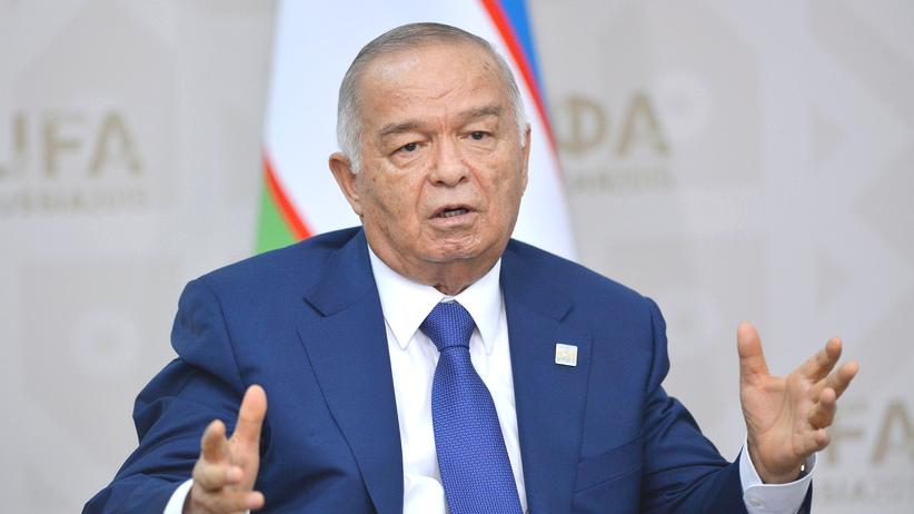 Islam Karimow Usbekistan