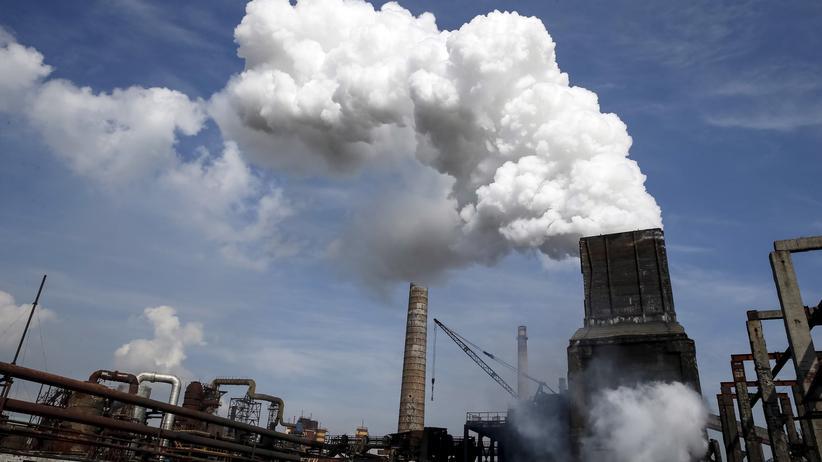 Ukraine-Krieg: Wo Kohlen und Geschosse glühen