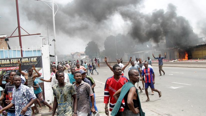 Kongo: Tote bei Protesten der Opposition