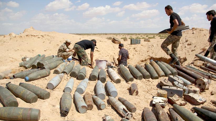 Libyen Islamischer Staat