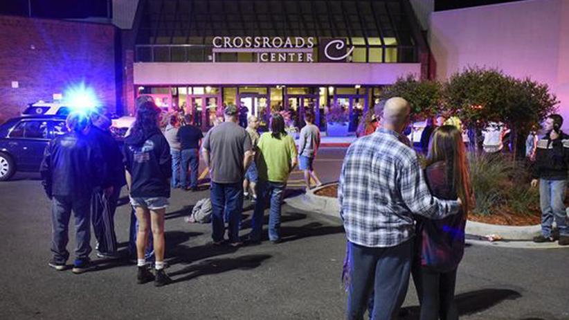Minnesota: Der mutmaßliche IS-Anhänger griff die Menschen in einem Einkaufszentrum in St. Cloud an.