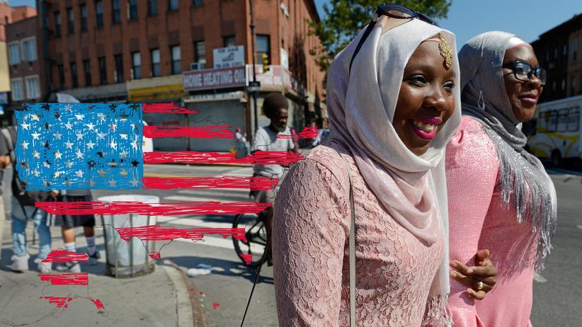 Muslime im US-Wahlkampf: Sehnsucht nach Sanders