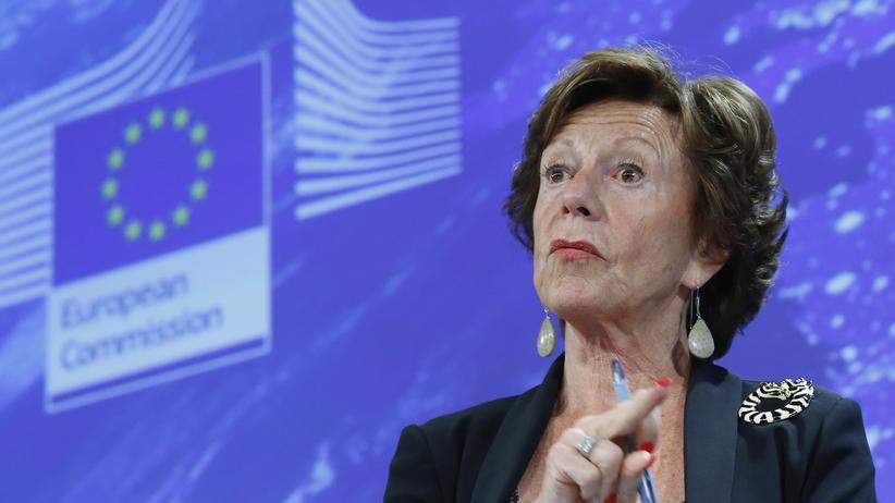 EU-Kommissare: Ein Verrat an der europäischen Idee