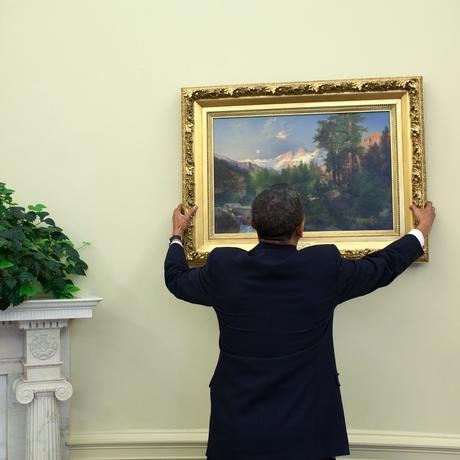 Barack Obama: 600 Bilder am Tag