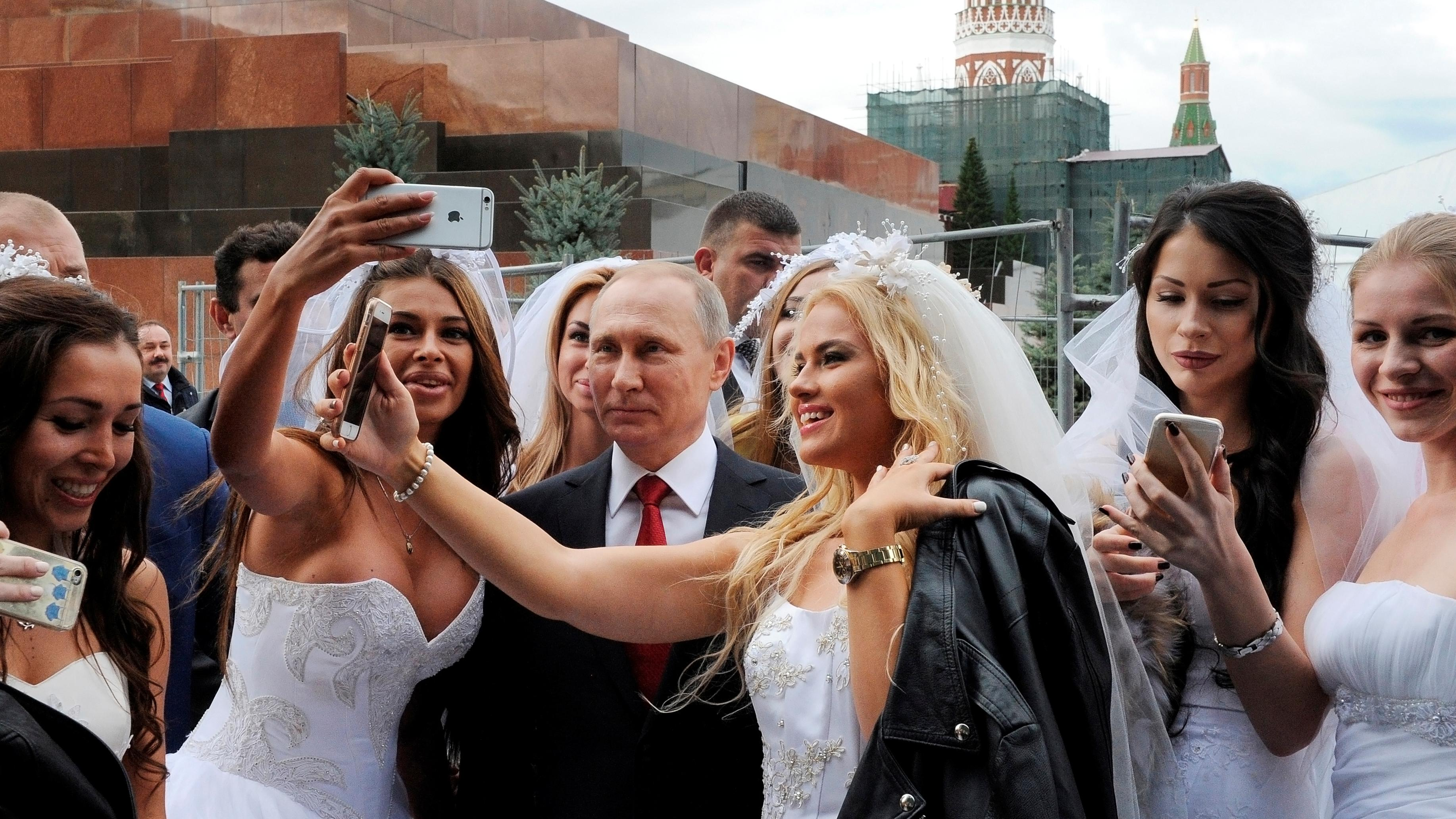 Wenn Putin das wüsste ...
