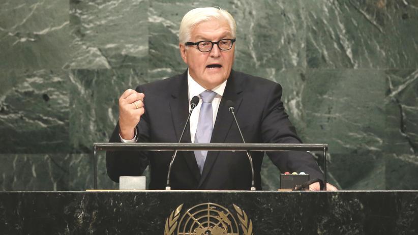 Steinmeier UN-Vollversammlung