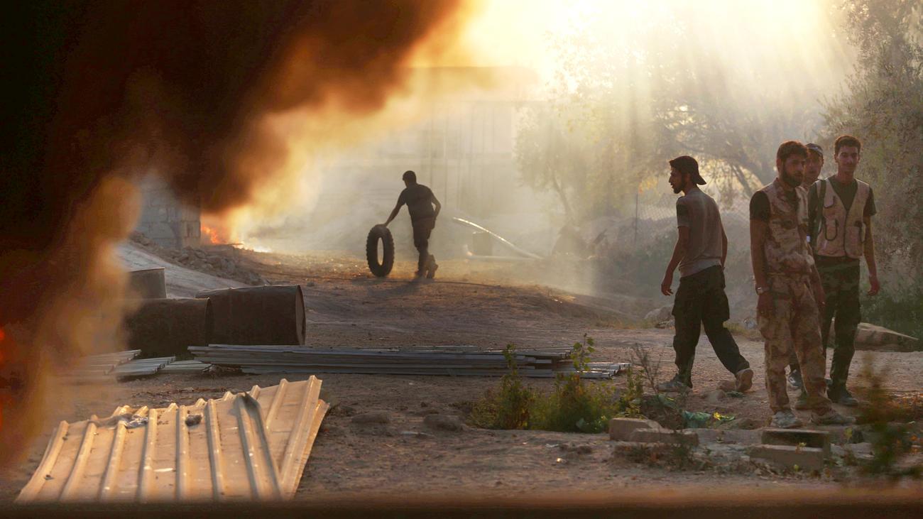 Syrien Der Vertrackteste Konflikt Der Moderne Zeit Online
