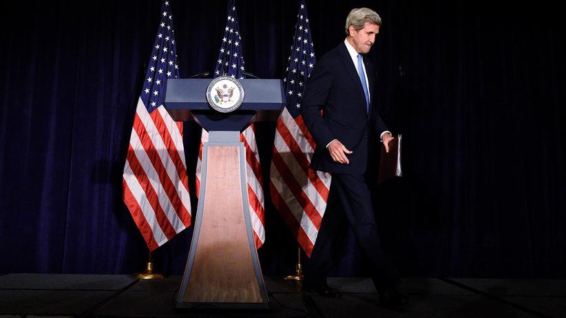 Syrien: USA drohen Russland mit Abbruch der Gespräche