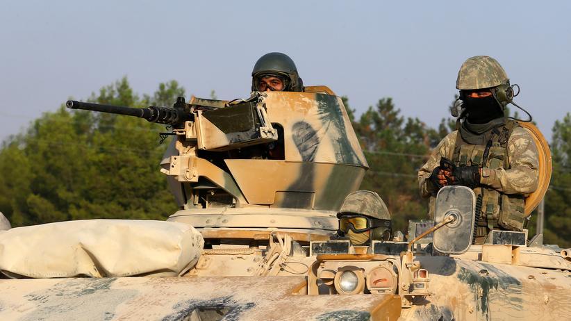 """""""Islamischer Staat"""": Türkische Soldaten in Syrien getötet"""