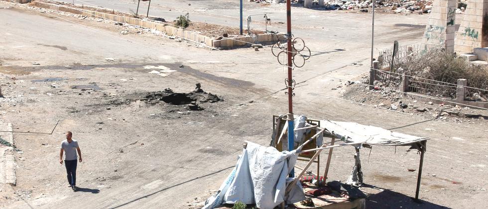 Syrien, Waffenruhe, Deraa