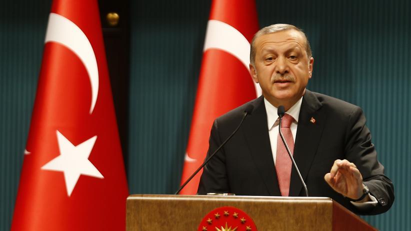 Türkei Recep Tayyip Erdoğan Präsident