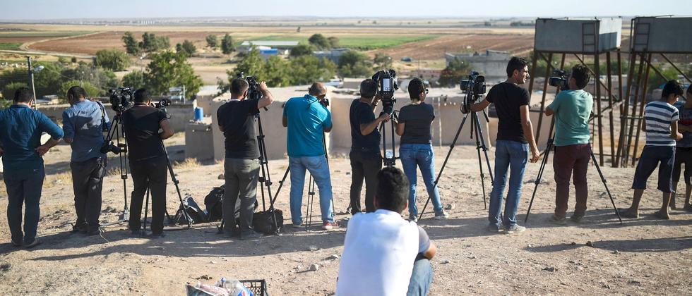 Türkei Medien Arbeitsbedingungen Journalisten
