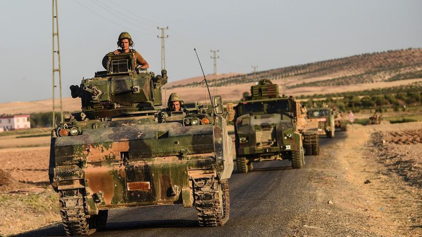 Nato: Stoltenberg verteidigt türkische Offensive in Syrien