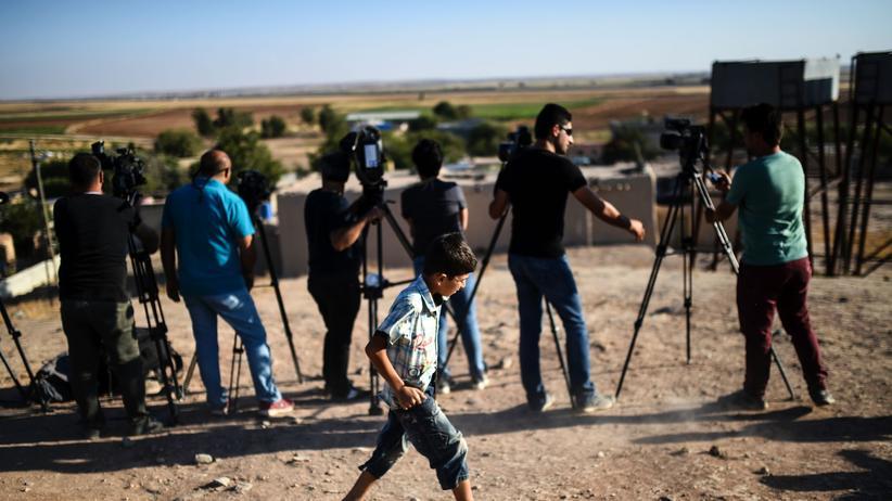 """""""Islamischer Staat"""": Terrormiliz offenbar aus türkisch-syrischer Grenzregion vertrieben"""