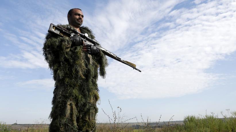 Ukraine: Schneidern für den Krieg