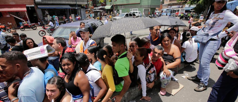 venezuela, nicolas, maduro, ausnahmezustand