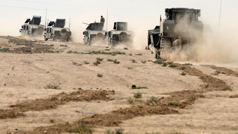 Syrien: Internationale Allianz plant Angriff auf IS-Stadt Rakka