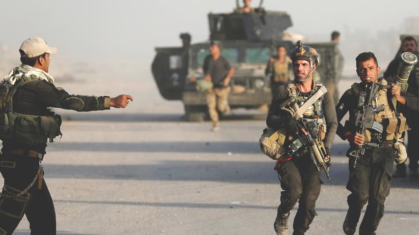 Bartella Mossul Irak