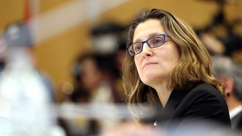 EU-Gipfel: Kanadische Ministerin sieht derzeit keine Chance für Ceta