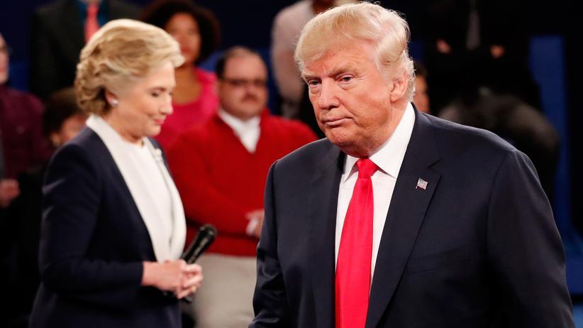 TV-Duell: Trump kann den Schaden begrenzen