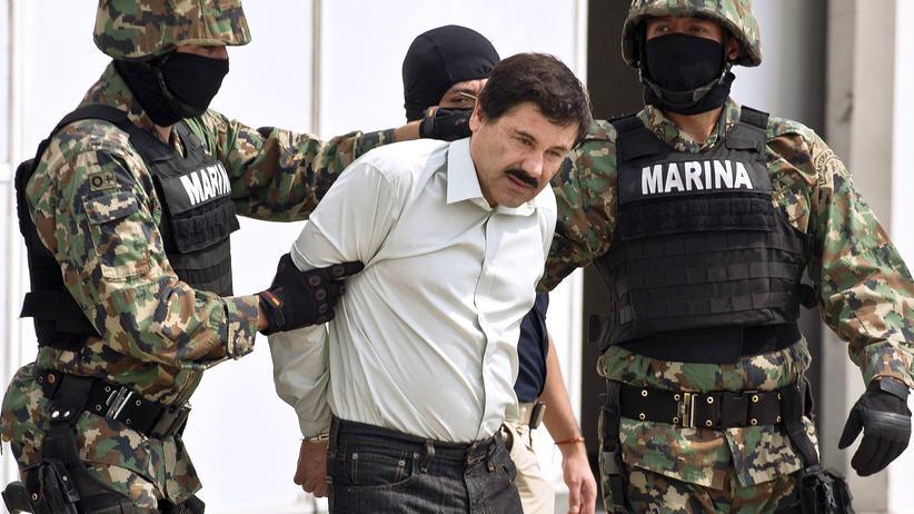 Mexiko: Drogenboss El Chapo darf an die USA ausgeliefert werden