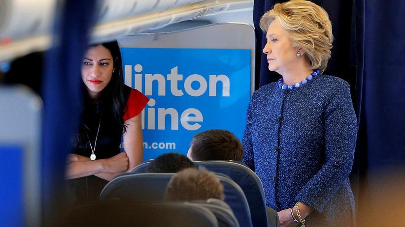 US-Wahl: Hillary Clinton greift FBI-Chef an