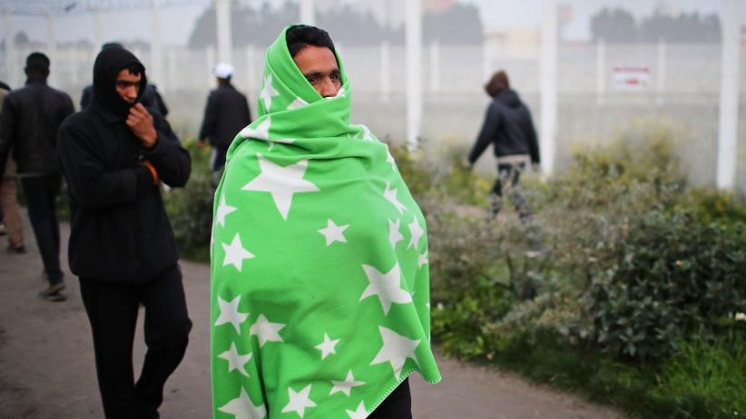 Frankreich, Räumung, Calais