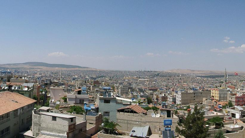 Gaziantep: Ausblick über Gaziantep