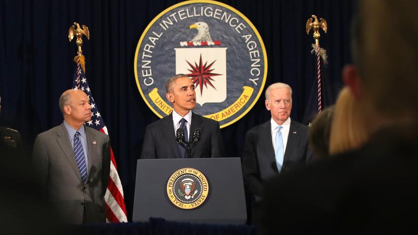 USA: US-Präsident Barack Obama und sein Vize Joe Biden